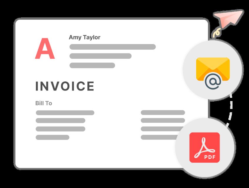 HumbleBear invoice